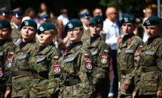 Lietuva un Polija stiprinās militāro sadarbību
