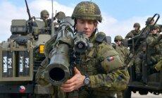 Kas Krievijas bubulim vēderā: 5 svarīgi fakti par NATO