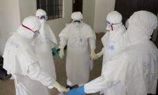 Spānijā ar Ebolas vīrusu inficētā medmāsa ir izveseļojusies