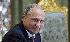 'Islāma valsts' nav sakaujama bez sadarbības ar Asada valdību, pārliecināts Putins