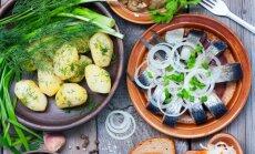 Ceļam galdā siļķi un kartupeļus! Garšīgas receptes pēdējai gavēņa nedēļai
