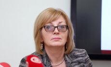 Rosina uz otru termiņu apstiprināt Ābramu KP vadītājas amatā