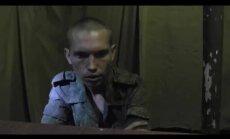 Video: Notverts Krievijas karavīrs stāsta par ieroču piegādēm kaujiniekiem