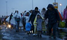 Madrides 'Real' un Minhenes 'Bayern' ziedos miljonu eiro bēgļu atbalstam