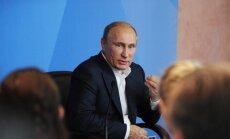 Путин: США оказались нуворишами и джинн вырвался из бутылки