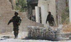 СМИ: в Сирии погибли десятки российских солдат, работавших на ЧВК