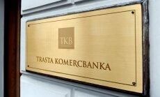 Divi 'Trasta komercbankas' darbinieki savulaik legalizējuši vienu miljonu rubļu