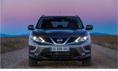Самый продаваемый новый автомобиль в Латвии - Nissan Qashqai