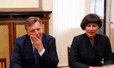 Кучинскис назвал зарплату главы БПБК в 2441 евро совершенно неадекватной