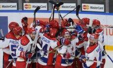 SKA noliek KHL čempionu pilnvaras - par Gagarina kausu cīnīsies Maskavas CSKA
