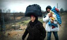 Минэкономики предлагает ввести для беженцев пособие в размере 200 евро на жилье
