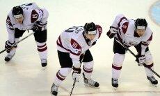 Latvijas hokeja izlase olimpisko spēļu turnīros