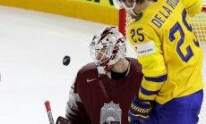 """Мерзликин: """"Когда-нибудь мы выиграем и у шведов"""""""