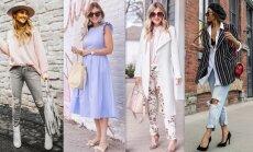 Maija modes salikumi: tērpu idejas katrai mēneša dienai