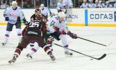 Rīgas 'Dinamo' izbraukumu turpina Magņitogorskā pret Malkinu un 'Metallurg'