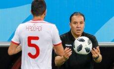 No amata atkāpies Tunisijas futbola izlases galvenais treneris