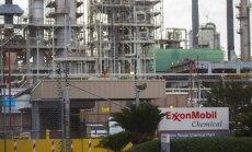 ASV piespriež naudassodu 'ExxonMobil' par sankciju pārkāpšanu pret Krieviju