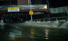 Ciklona 'Sendija' upuru skaits ASV sasniedz 72