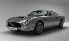 Briti radījuši retro stila auto uz 'Jaguar XKR' bāzes