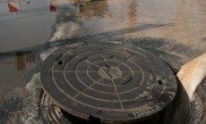Kanalizācijas kolektora remonta dēļ Birznieka-Upīša ielā ierobežos satiksmi