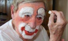98 gadu vecumā miris pasaulē vecākais klauns