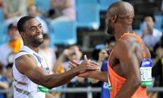 Sprinta zvaigznes Gejs un Pauels pieķerti dopinga lietošanā