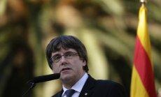 Vēlēšanām ir jāapliecina Katalonijas vēlme pēc neatkarības, spriež Pudždemons