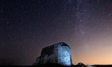 Mākoņi latviešiem nozaga Zvaigžņu lietu