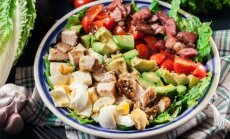 Rasola alternatīva Holivudas stilā: kā pagatavot kārdinošos Koba salātus