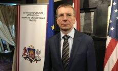 Vācijas lēmums par 'Nord Stream 2' – nožēlas vērts, uzskata Rinkēvičs