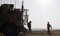 ASV militārā tehnika no Afganistānas Ukrainai tomēr netiks nodota