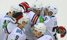 Magņitogorskas 'Metallurg' izlīdzina rezultātu KHL finālsērijā