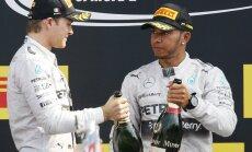 Rosbergs uzvar sezonas noslēdzošajā F-1 posmā