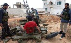 ASV un Krievija ir novērsušas karu pret Sīriju, uzsver Damaska