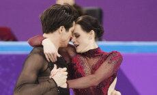 Kas slēpjas aiz olimpisko spēļu visskaistākā 'mīlas stāsta'