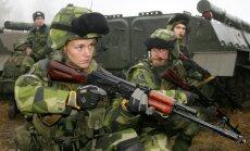 Eksperts: uzbrukuma gadījumā Zviedrija nespētu aizsargāt Gotlandi