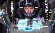 Meksikas 'Grand Prix' otrajā treniņā ātrāko apļa laiku uzrāda Rosbergs