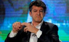 'Uber' līdzdibinātājs Kalaniks kļuvis par miljardieri
