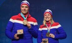 Dopinga skandāls Phjončhanā: norvēģi pēc OAR kērlingista diskvalifikācijas saņem medaļas