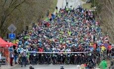 SEB MTB maratona sezona sāksies ar posmu no Cēsīm līdz Valmierai