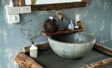 Retro stils vannasistabā – dizaina pārstāvji iedvesmo izmantot aktuālo dizainu