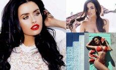 'Instagram' modele sniedz padomus, kā bildēs izskatīties valdzinošāk