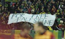 Latvija atbalsta Izraēlas un Palestīnas valstu mierīgu līdzāspastāvēšanu