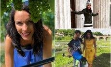 Trīsreiz mainīta profesija, pēcdzemdību depresija un sevis meklējumi – Elīnas iedvesmas stāsts