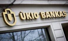 Lietuvā apturēta 'Žalgiris' īpašnieka Romanova 'Ūkio bankas' darbība