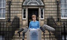 Stērdžena: Skotijas parlaments varētu nobalsot pret Lielbritānijas izstāšanos no ES