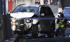 Austrālijā ar automašīnu pūlī iebraukušais esot 'ļauns, gļēvs' afgāņu narkomāns