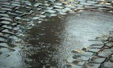 Par nokrišņu ūdens aizvadīšanu rīdziniekiem turpmāk būs jāmaksā