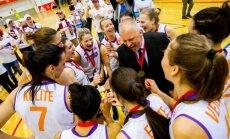 'TTT Rīga' basketbolistes ar pārliecinošu sniegumu trešo gadu pēc kārtas kļūst par LSBL čempionēm