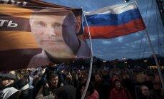 2018. gada Krievijas prezidenta vēlēšanas grasās pārcelt uz Krimas aneksijas dienu